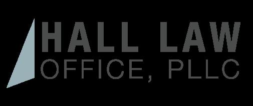 Hall law logo